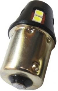 Cветодиодная LED лампа P21W / BA15s RUNOAUTO 1156-3030-12SMD 6000К CANBUS