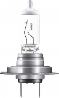 Галогенные лампы H7 OSRAM NIGHT BREAKER SILVER +100% (пара)
