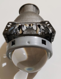 """Бигалогеновые линзы 3.0"""" AutoPower APHL3R3.0 аналог HELLA 3 под лампу Н7  (пара)"""