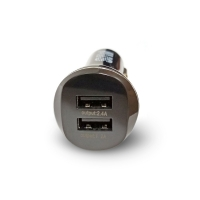 Автомобильное зарядное устройство c 2 USB AVS UC-322
