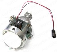 "Биксеноновые линзы 3,0"" AutoPower APH13.0 Morimoto G6 H1 с масками CAY/A4 (пара)"