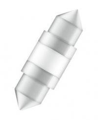 Светодиодная лампа OSRAM LEDriving PREMIUM C5W (Festoon, SV8.5-8, 6497CW-01B) 31мм Cool White (6000К - холодный белый цвет)