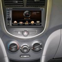 Переходная рамка RHY-N19 для Hyundai: Solaris, Accent