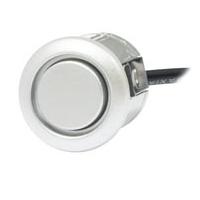 Датчик парктроника 18,5 мм серебристый