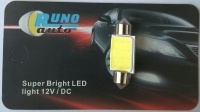 Cветодиодная LED лампа C5W (Festoon, SV8.5-8) Runoauto COB 36mm