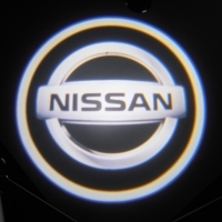 Проекторы логотипа Nissan