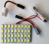 Cветодиодная плата Runoauto 5630 36 SMD W5W (T10, W2.1x9.5d), C5W (Festoon, SV8.5-8) от 31 до 41 мм.