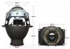 "Би-линзы 3.0"" AutoPower APQ5H73.0 аналог KOITO Q5 под лампу Н7  (пара)"