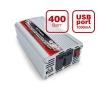 Автомобильный инвертор / преобразователь с 12В на 220В AVS 12/220V IN-400W
