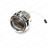 "Биксеноновые линзы  AutoPower Morimoto mini H1 2,5""  METALL BASE + маска  (пара)"