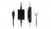 Кабель питания для подключения видеорегистратора к бортовой сети авто Neoline Fuse Cord с micro USB