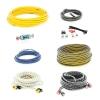 Набор проводов для подключения 4-х канального усилителя SWAT PAC-F8
