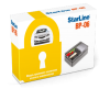 Модуль временного отключения штатного иммобилайзера StarLine BP-06 с источником питания для ключей Smart Key