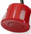 Датчик парктроника AVS красный 22 мм (1 шт.)