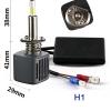 Светодиодные лампы LED H1 Warrior X F2 (пара)