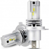 Светодиодные лампы LED H4 M6 (пара)